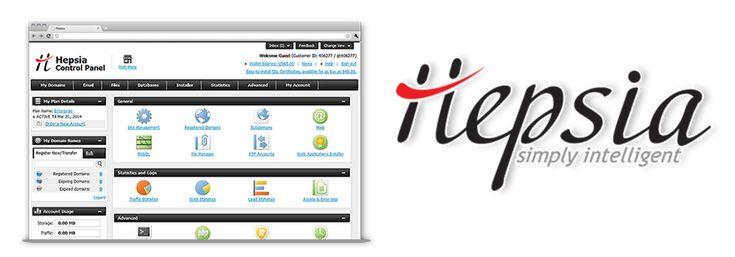 A user–friendly Web Control Panel