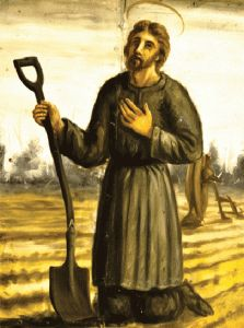 st isidore the farmer - Google Search
