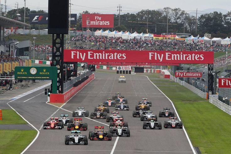 F1ドライバー、2017年F1マシンで走る鈴鹿サーキットに期待  [F1 / Formula 1]