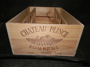 Great, cheap online source for French wine crates / boxes - Wineboxman.com CH PLINCE 09 WOOD WINE BOX