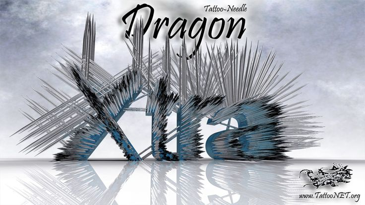 Dragon Xtra Tattoo Needle AD-Picture