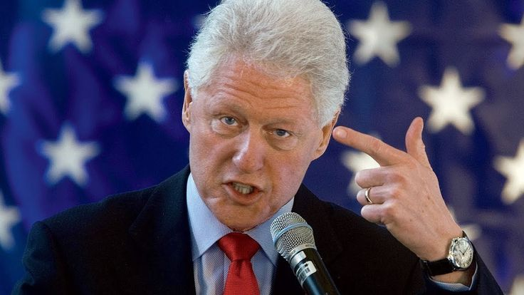 BREAKING Bill Clinton Was Just Caught And Recorded By A Private Citizen ...