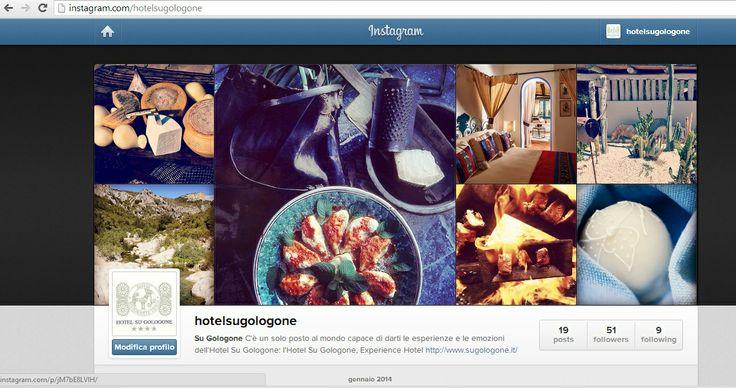 il nostro profilo su instagram....