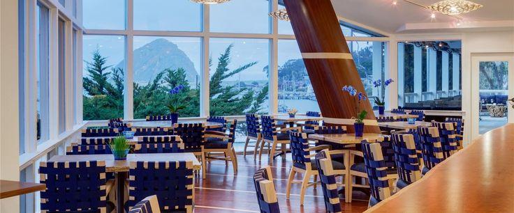 Morro Bay Restaurants - 60 State Park Restaurant - Inn at Morro Bay