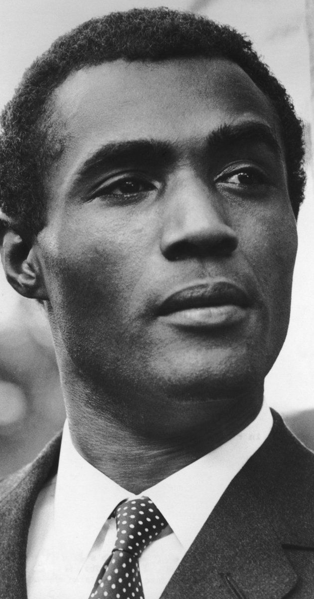 Calvin Lockhart, Bahamian-American actor, (1934-2007) - what a gorgeous man!