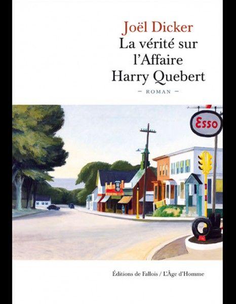 """""""Crimes à Bronzer"""", une série de France Info avec 35 polars à glisser tout l'été dans votre valise, 35 romans connus ou à découvrir à la plage. Aujourd'hui, """"La Vérité sur l'affaire Harry Quebert"""" de Joël Dicker."""