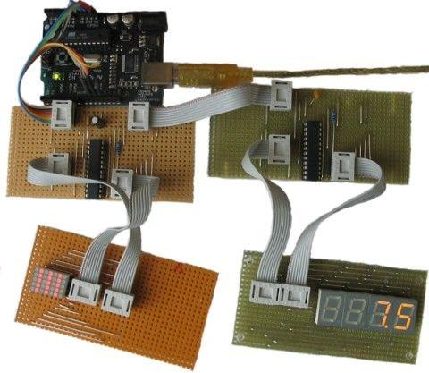 Arduino playground - LedControl