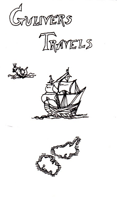 Gulliver S Travels Quotes And Page Numbers: 79 Best Images About Gulliver On Pinterest