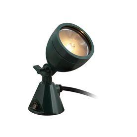 Portfolio 75 Watt 75 W Equivalent Green Line Voltage Plug In Halogen Landscape Flood Light 8404490269 Flood Lights Security Lights Adjustable Lamps
