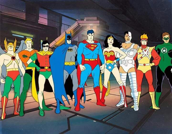 183 best images about super friends on pinterest hanna for Galactic wonder