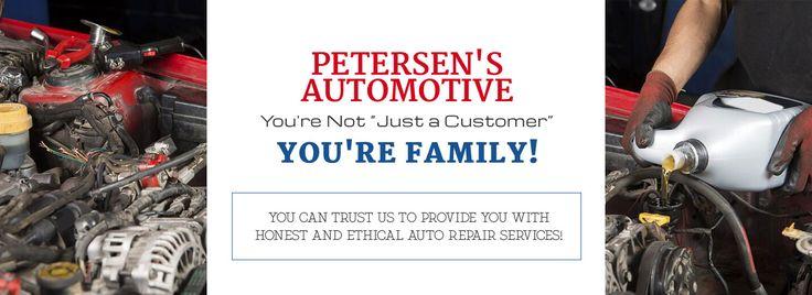 Top-Rated Auto Repair in Port Angeles Petersens Automotive Eurovan Mechanic