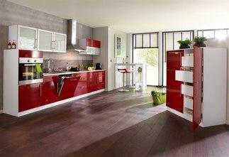 Küchenzeile »Aachen«, Breite 290 cm (10-tlg.) im Online Shop von QUELLE Versand