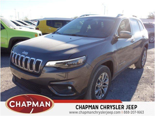 Check Out This Used 2019 Jeep Cherokee Latitude Plus For Only