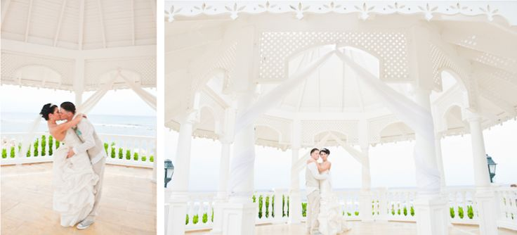 Grand Bahia Principe Jamaica Wedding #destination #wedding #jamaica #bahiaprincipe http://www.bahia-principe.com via Paul Photography & Design