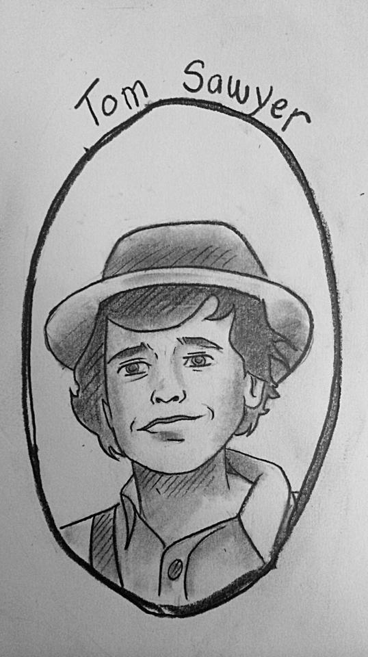 Tom Sawyer - The Adventures Of Tom Sawyer