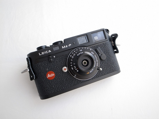 Leica M4-P w/MS Optical Perar Super Triplet 28mm f4 by