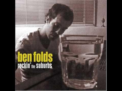 Losing Lisa- Ben Folds