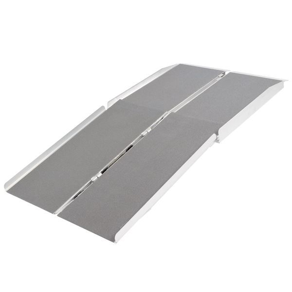 Shop our Silver Spring portable multi-fold wheelchair and mobility scooter ramps. Available in 4, 5, 6, 7, 8, 9, 10, 11, and 12 foot lengths. Get them today!