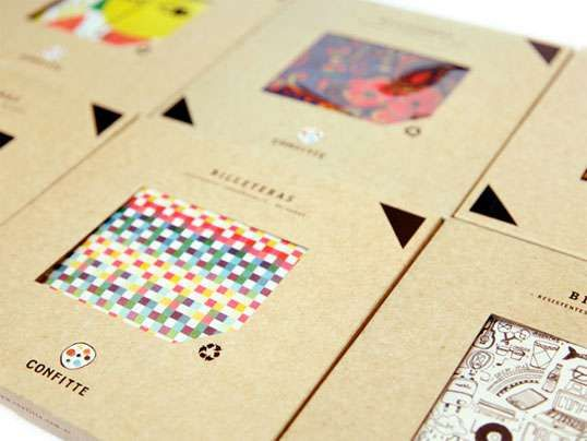 72 Sustainable Packaging Designs - From Flexible Eco Packaging to Leafy Lighthearted Branding (TOPLIST)