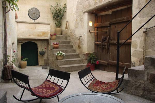 Asmalı Cave House - Uchisar/Kapadokya otel