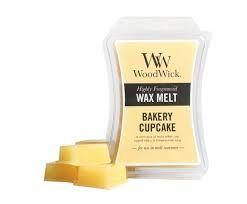 Woodwick Mini Wax Melt Bakery Cupcake bestel je natuurlijk bij WoodWick Winkel de specialist in WoodWick geurkaarsen met het volledige assortiment WoodWick.