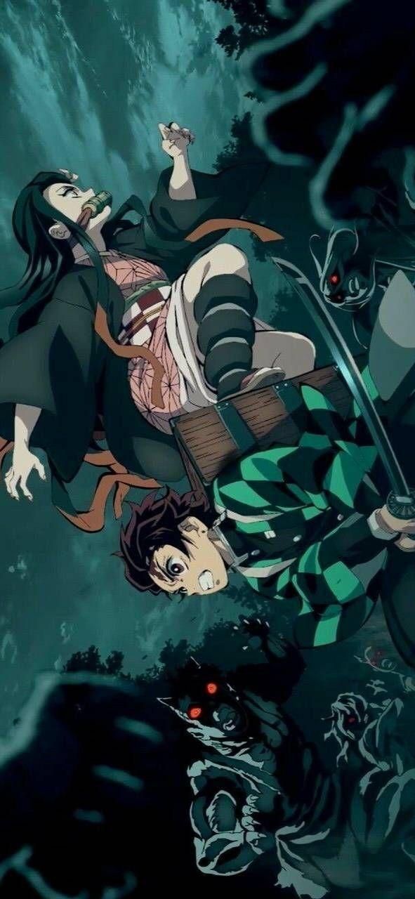 Demon Slayer Wallpapers Kimetsu No Yaiba Wallpapers In 2020 Anime Wallpaper Anime Demon Anime Art
