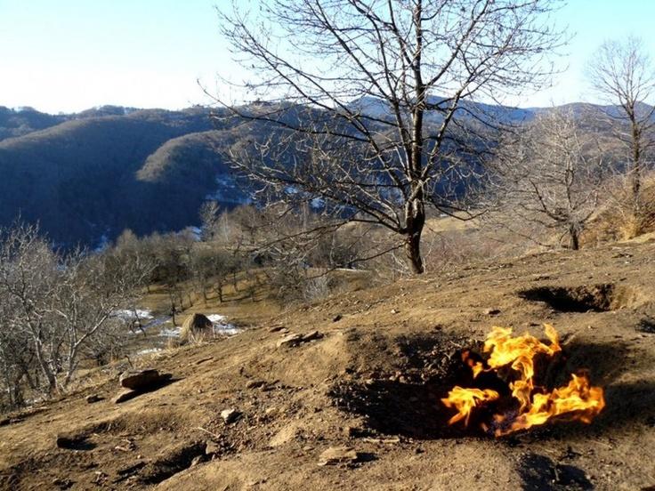 Focul viu Lopatari Terca Buzau