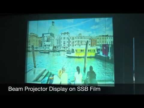 Vitswell SSB(Smart Section Blinds) Beam Projector