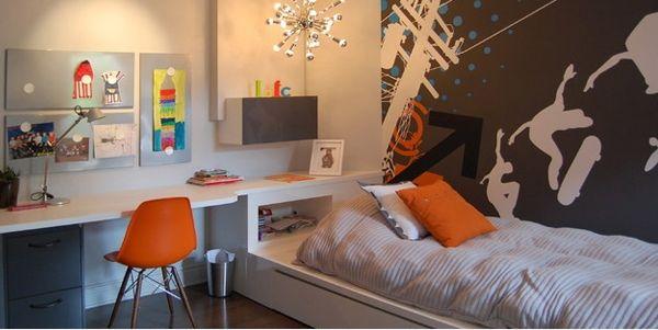 25 ide terbaik tentang kamar tidur remaja di pinterest