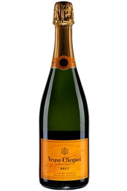 Veuve Clicquot Brut #champagne #wine #wineblog  #deuxbouteilles