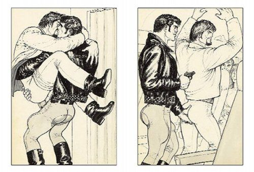 Tom of Finland: Comic Collection I: Dian Hanson: 9783836524865: Amazon.com…