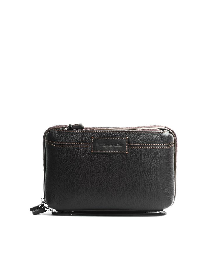 maxi leather wallet  Malloni Online Boutique