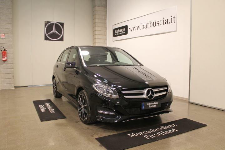 Mercedes-Benz Classe B 180 d Sport Garanzia #Firsthand 24 MESI  ALIMENTAZIONE diesel  IMMATRICOLAZIONE 06/2016  CILINDRATA 1461 cc  KM 6.937 Scopri maggiori dettagli  http://bit.ly/2rxYO9T  http://bit.ly/2sR9iom  VISIBILE NELLA SEDE DI PESCARA