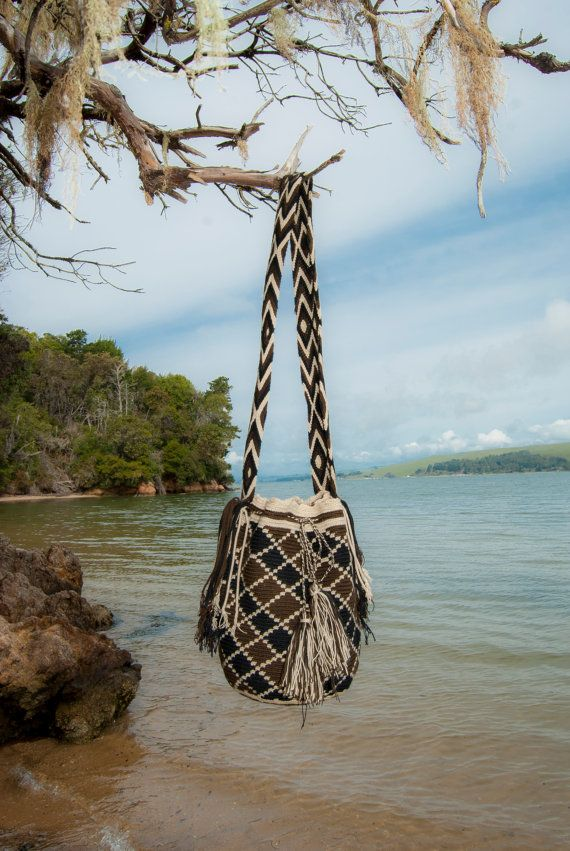 Wayuu Bags  Art and Heritage by 4Elementos on Etsy, $179.00