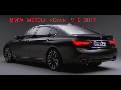 2017 BMW 7er G11 - All Technical Features, Interior & Design - Basis Preis: 83.200 Euro (730d ) - YouTube