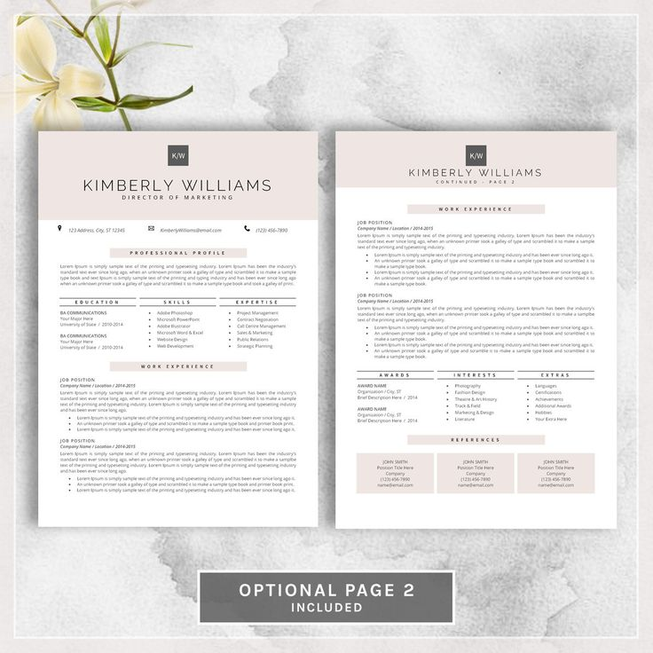 12 best Resume \/ CV Templates images on Pinterest Cover letters - buy resume templates
