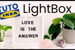 DIY – Comment faire une LightBox avec un cadre R…