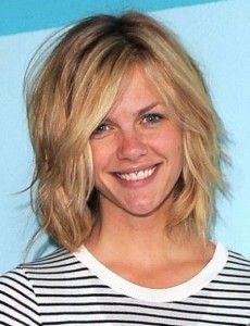 72 best Mid Length Hair images on Pinterest | Make up looks ...