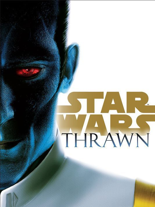 Read an excerpt as Thrawn returns to 'Star Wars' book universe