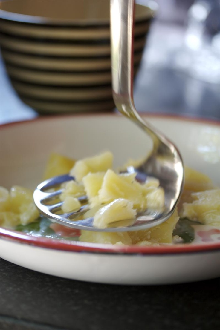 Tasty mash - the perfect comfort food...  Kos is op die Tafel! Courtesy of Lapa Publishers. Photo by Adriaan Vorster