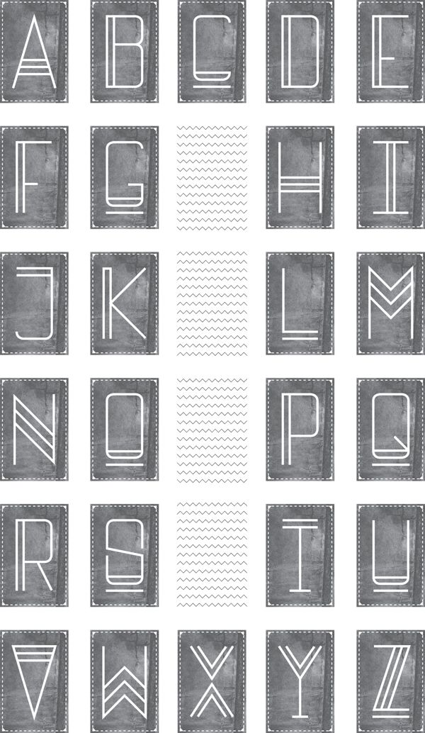 Love the elegant forms and gray. FORMA | CUSTOM TYPEFACE by Arjun Harrison-Mann, via Behance