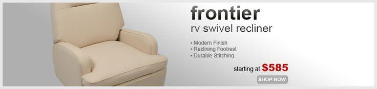 RV Swivel Recliners, RV Furniture, RV Seating - Shop4Seats.com