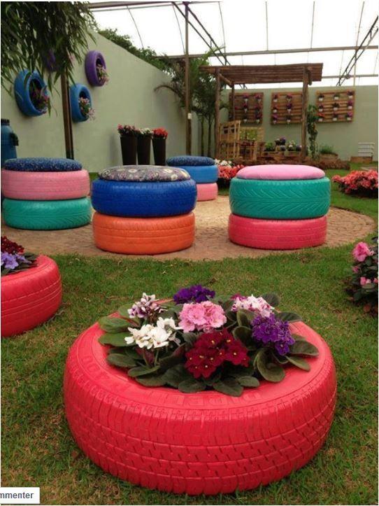 14 Creative Recycled Planter Ideas For Your Garden