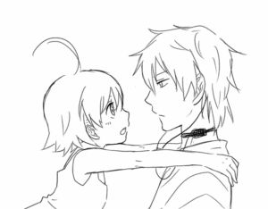 Capricornio y Shuu