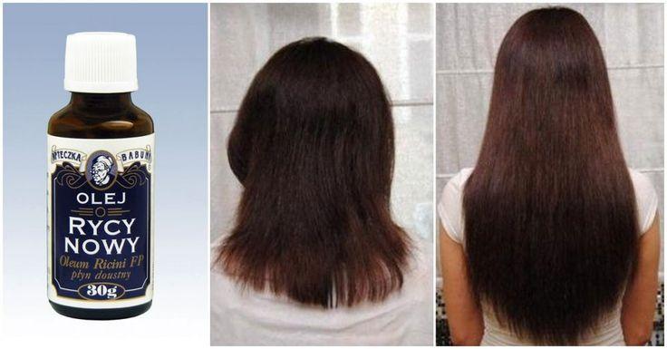Ten olejek sprawi, że Twoje włosy będą rosły szybciej i przestaną wypadać