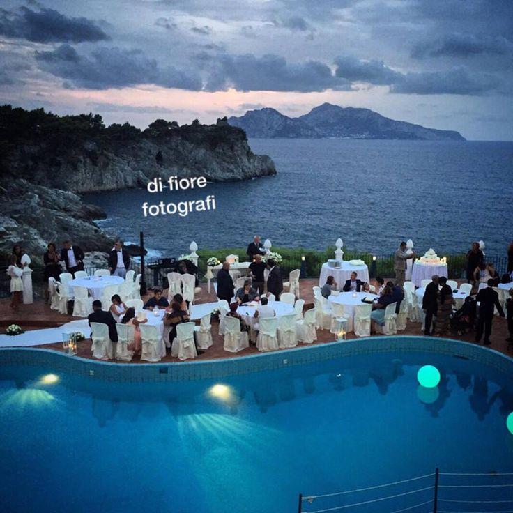 matrimonio a sorrento hotel delfino