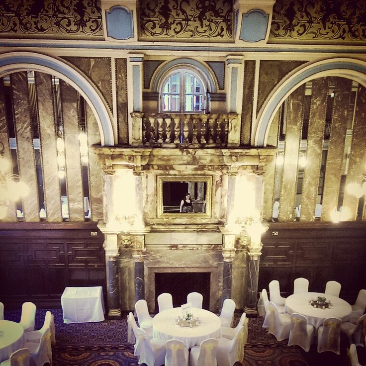 Wedding Reception In The Kings Hall Mercure Leicester Grand Hotel Leicestershire Mercureleicester