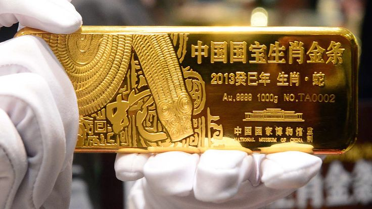 2015 Jul . China finally says how much gold it has, but nobody believes it - MarketWatch