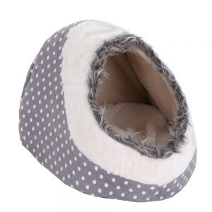 White Dots Snuggle Den | Free P+P on orders £29+ at zooplus!