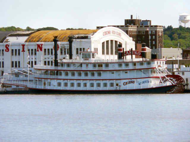 Louisville casino riverboat